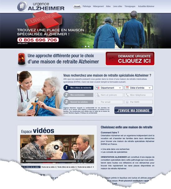 Charte graphique de site web