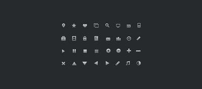 Icones 16px