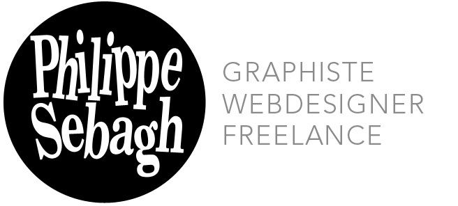 Graphiste Webdesigner Freelance Paris - Philippe Sebagh