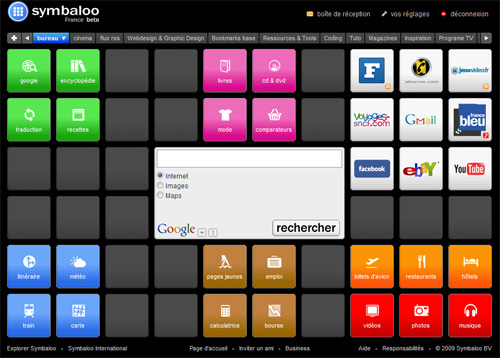 symbaloo-accueil