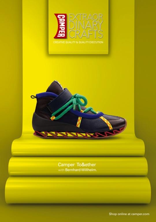 willhelm bota amarillo