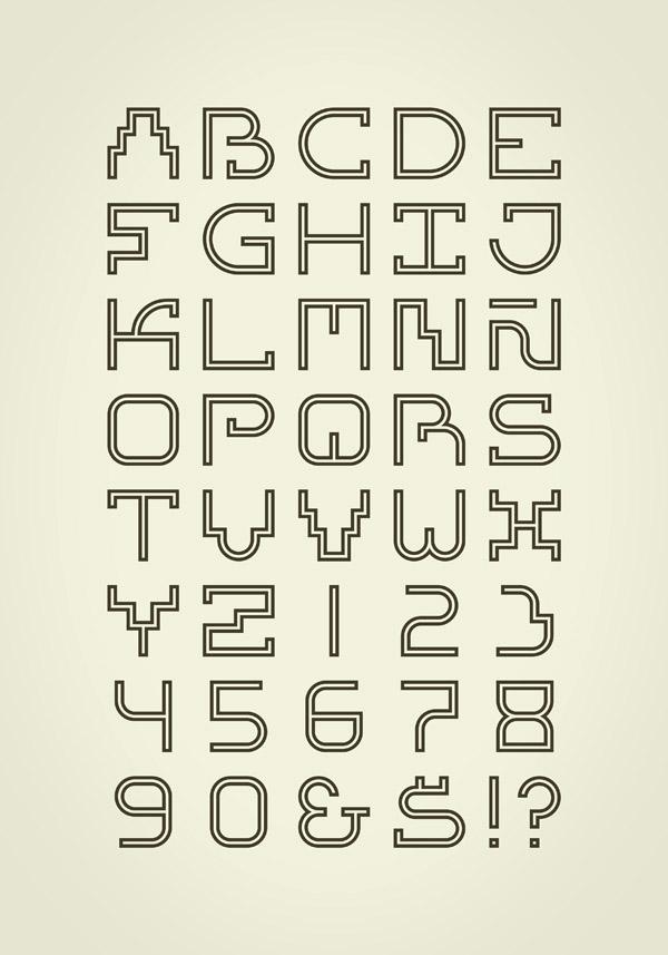 18-font