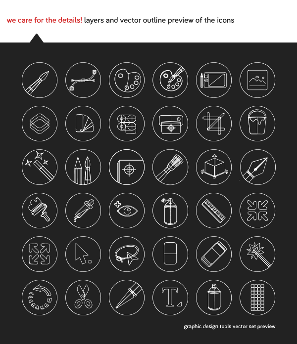 vector-outline-icons