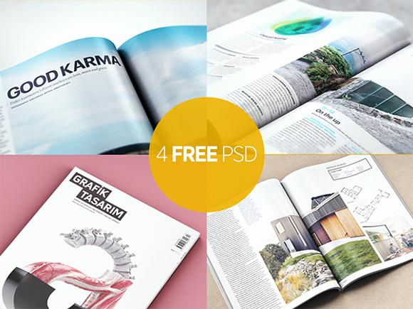 1-free-magazine-psd