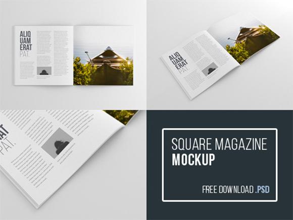 4-free-magazine-psd