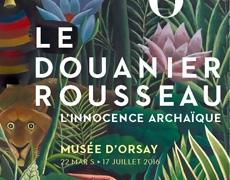 Le Douanier Rousseau au Musée d'Orsay