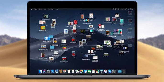 Apple entre dans lavenir avec macos 10.14 mojave graphiste