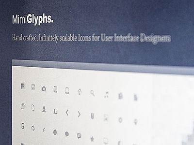 Mimi Glyphs