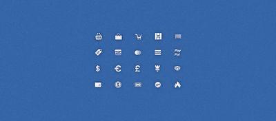 Icones e-commerce