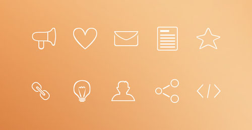 3.free-outline-icons