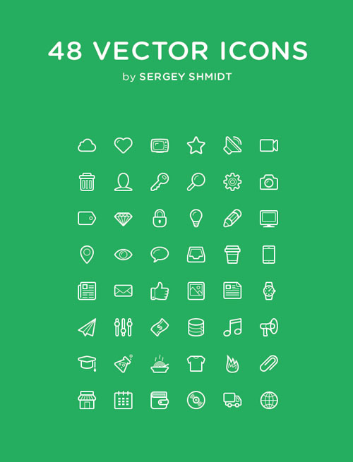 5.free-outline-icons