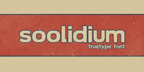 Soolidium