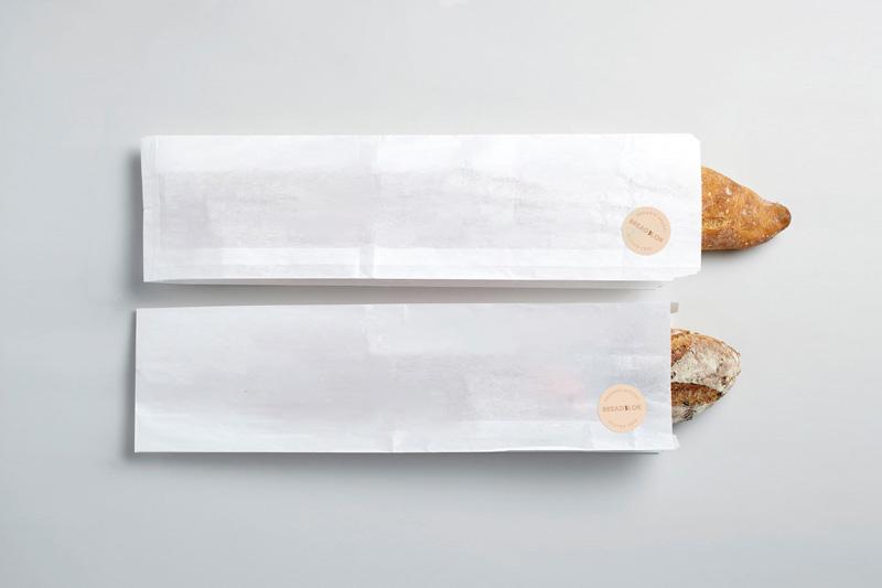 L'emballage du pain